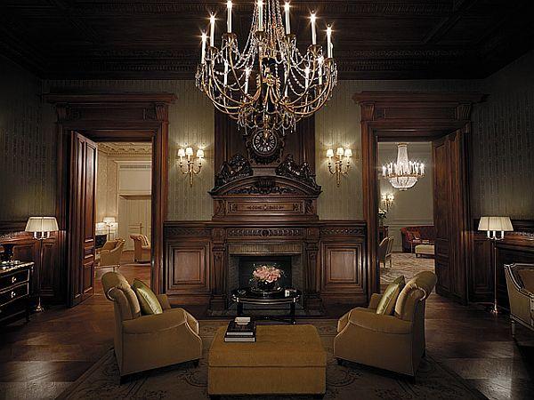 Luxury Shangri La Hotel Paris