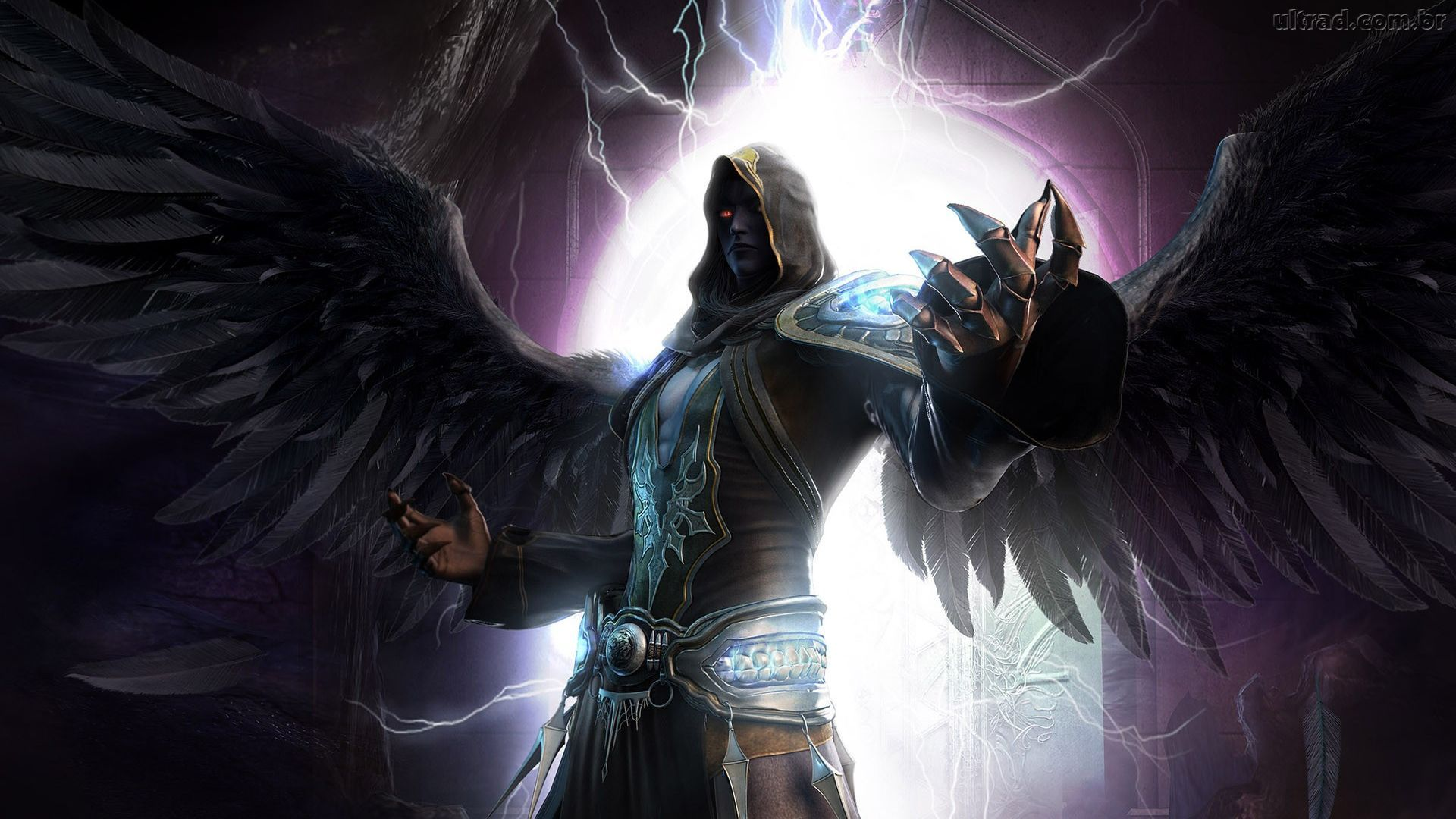 Anjos Guerreiros Wallpaper Hd Pesquisa Google Dark Angels
