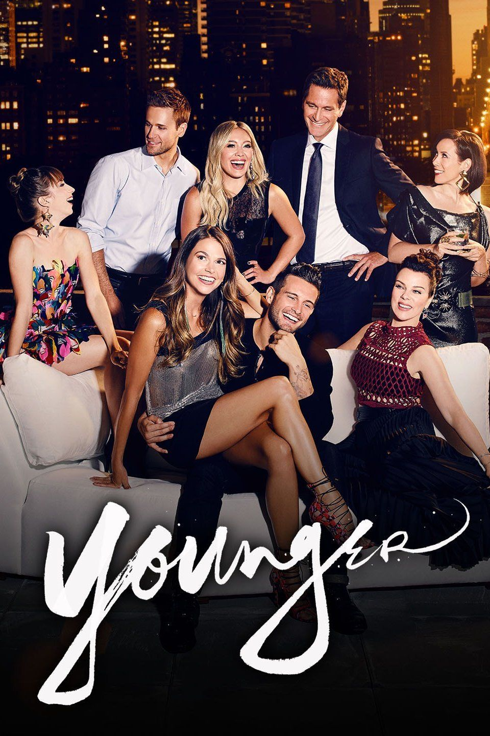 Image result for Younger poster