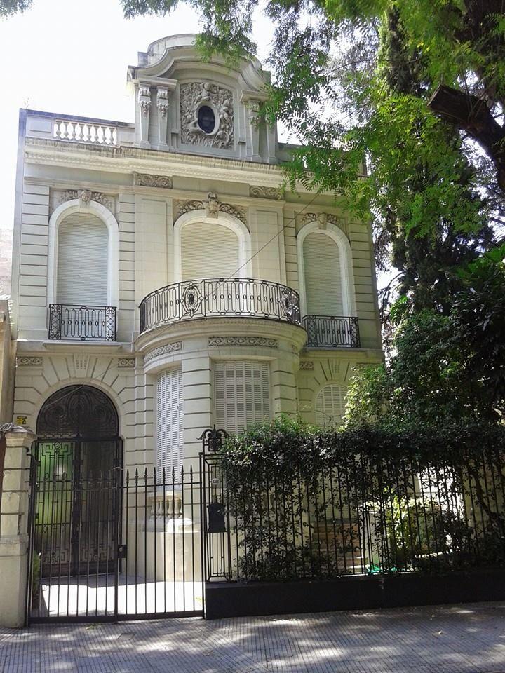 Casas de Buenos Aires , Arquitectura Argentina Vida En