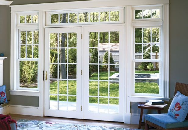 My new back door google image result for http en for Double hung french patio doors