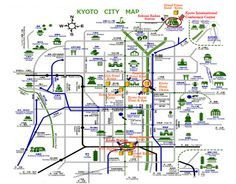 Kyoto Tourist Attractions Google Search Japan To Do To See - Japan map tourist attractions