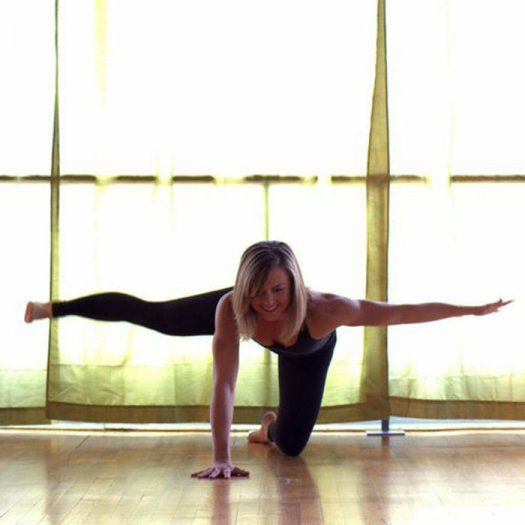 These Advanced Yoga Poses Put A Challenging Spin On Classic Moves And Take Your