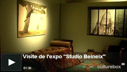 Exposition Rétrospective Studio Beineix 2013 à Boulogne Billancourt / Hauts-de-Seine. Du 4 avril au 29 septembre 2013 à Boulogne Billancourt.