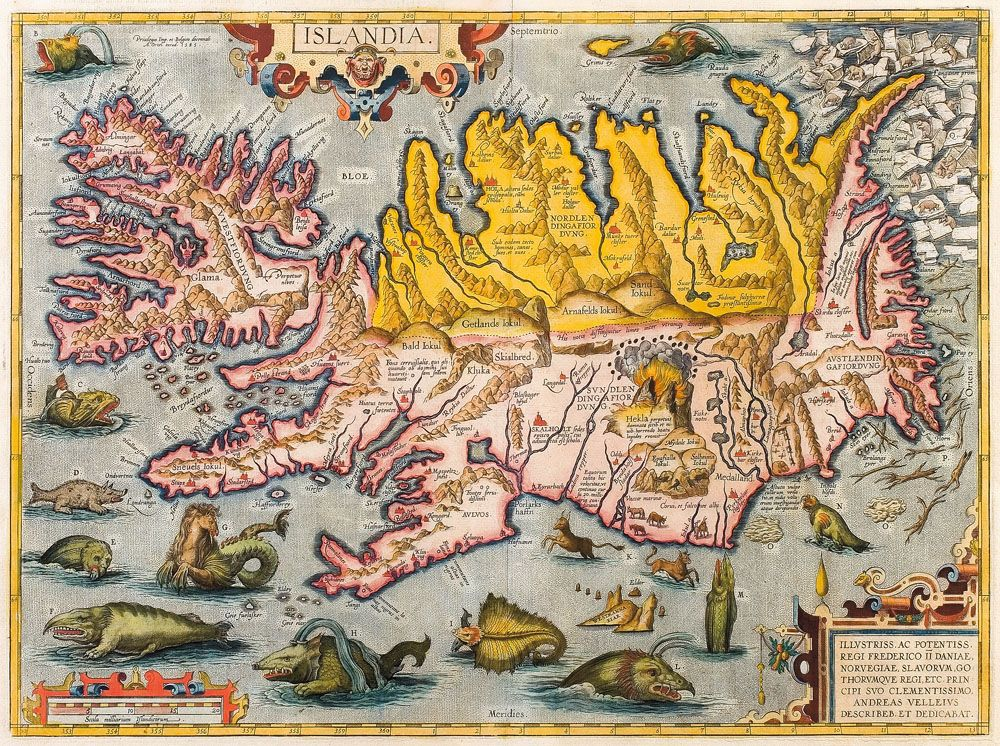 Witchcraft in Iceland Witchcraft and Sorcery in