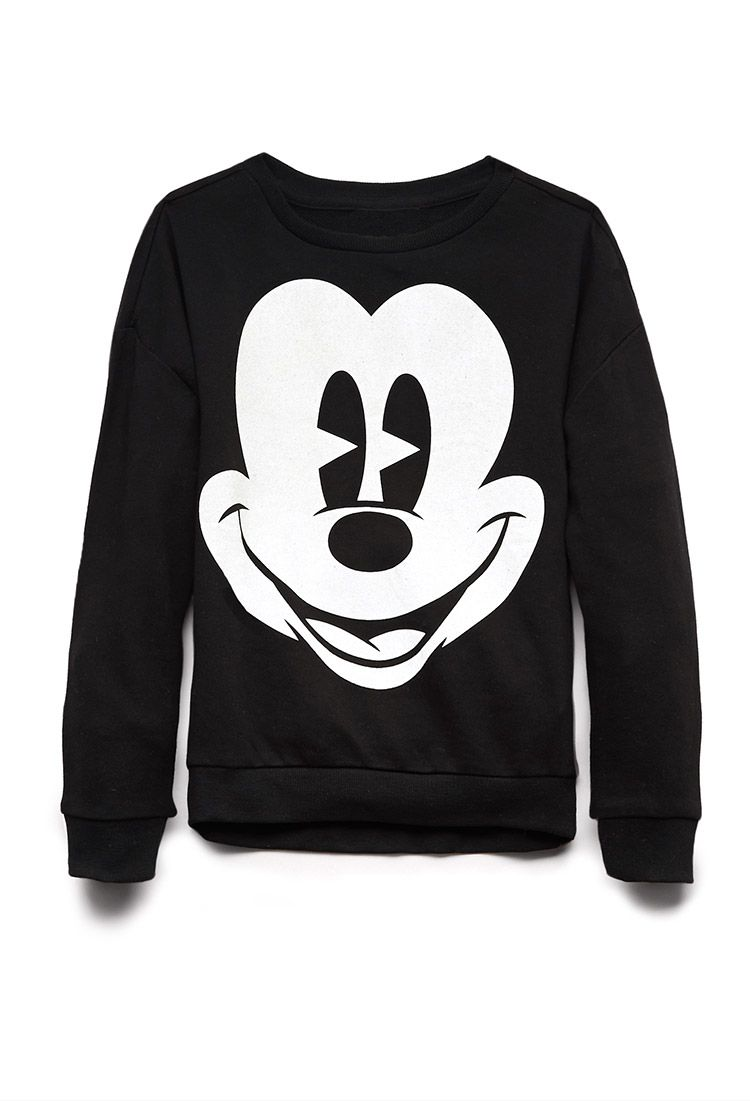 Classic Mickey Mouse Sweatshirt   My Style   Mickey mouse sweatshirt ... 6670d2a42672