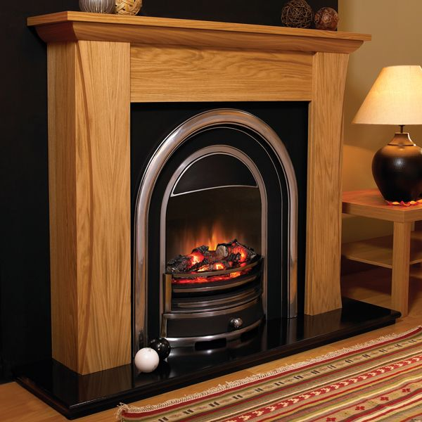 Flamerite Austen Electric Fireplace Suite Fireplace Suites