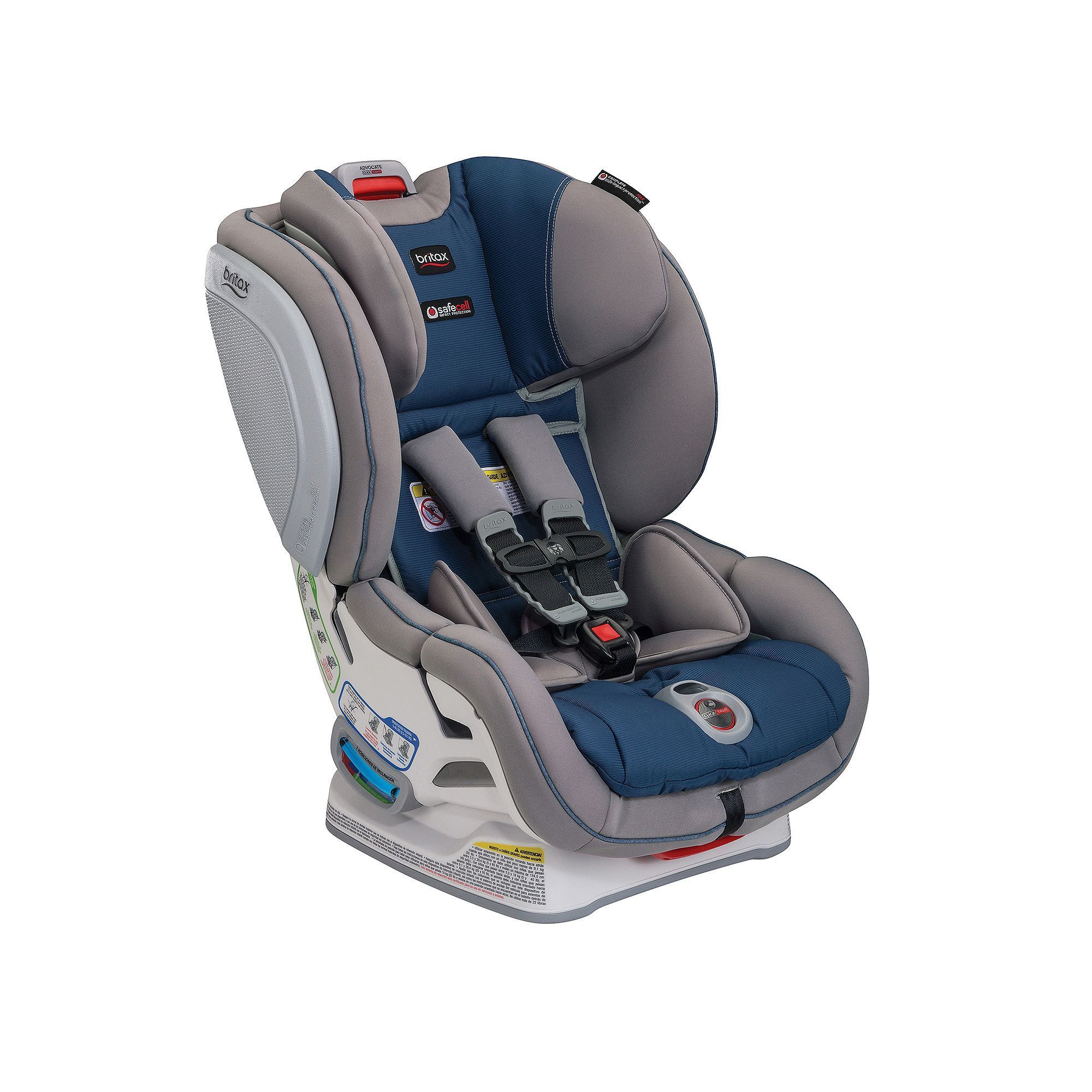 Britax Advocate ClickTight Convertible Car Seat Multicolor