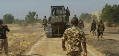 The insurgent Islamist group Boko Haram attacked a Nigerian army base, killing at least eight soldiers, a Nigerian newspaper reported…