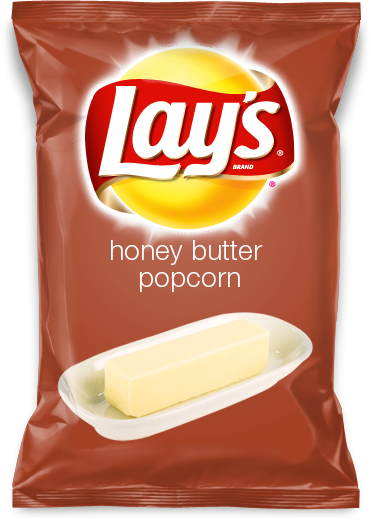 Honey Butter Popcorn Lays Flavors Lays Chips Flavors Lays Chips