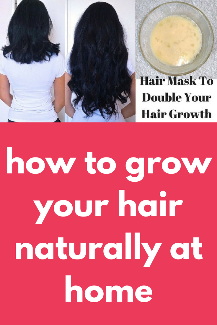 How to grow your hair overnight upto  inches naturally here is