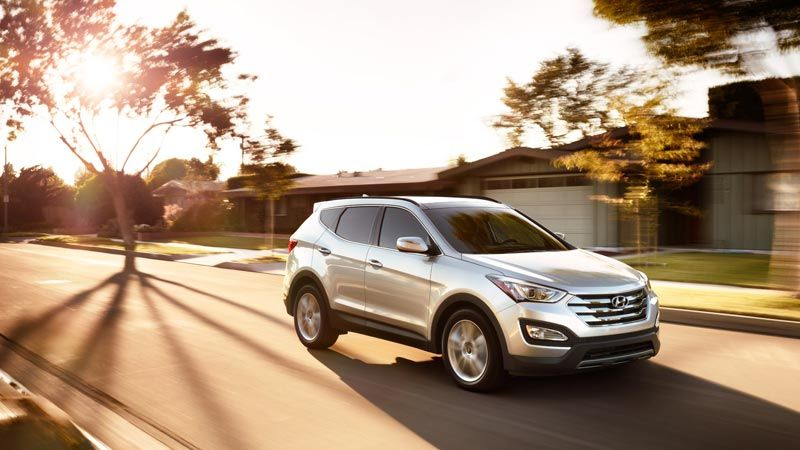 2016 Hyundai Santa Fe AVAILABLE NOW AllStarAuto www