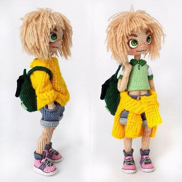 Волшебная мастерская Lusi, вязаные игрушки))) | crochet dolls ...