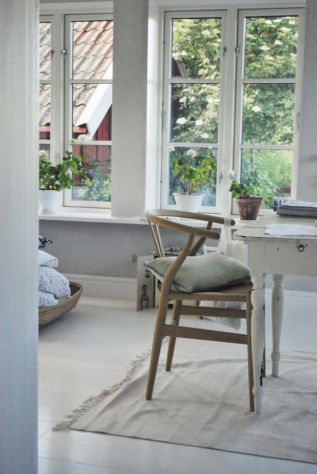 Julias Vita Drömmar    Peaceful Home   Home decor, Beautiful houses