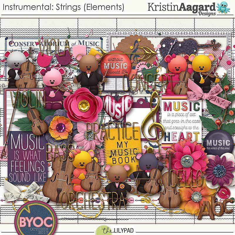 Instrumental: Strings - Elements