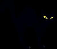 halloween cat logo template logo pinterest halloween