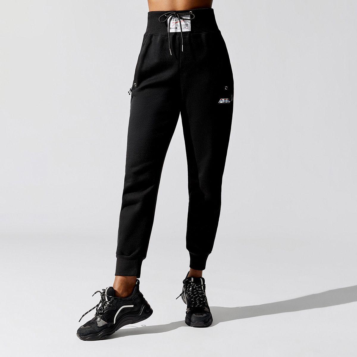HIRISE SWEATPANT in 2020 Sweatpants, Sporty look, Black