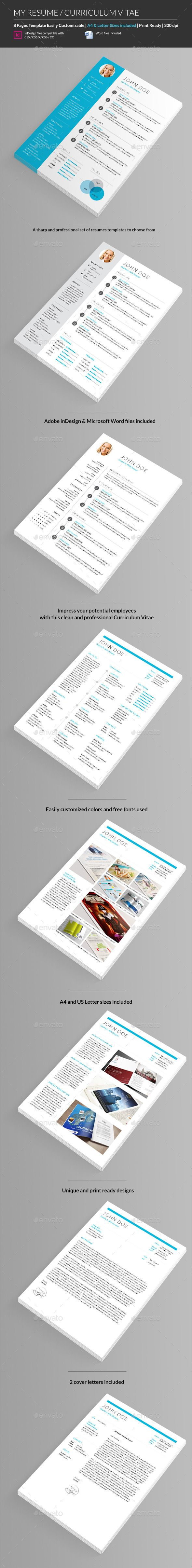 Microsoft Word Templates Cv%0A My Resume  CV