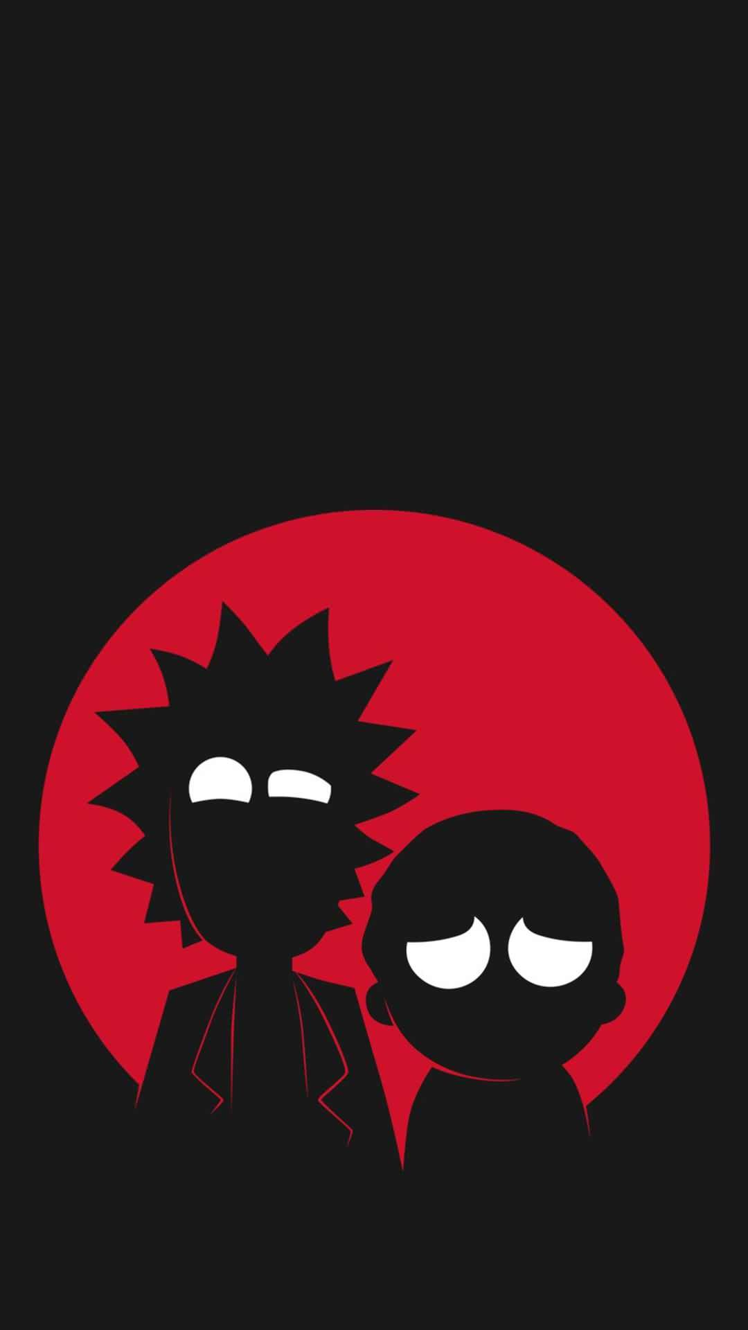 redo - imgur link - rick & morty iphone (plus) wallpapers (i guess