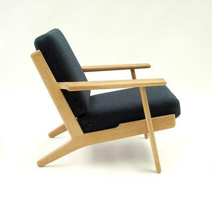 Hans Wegner Plank Sofa Hans Wegner Plank 3 Seater Sofa ...