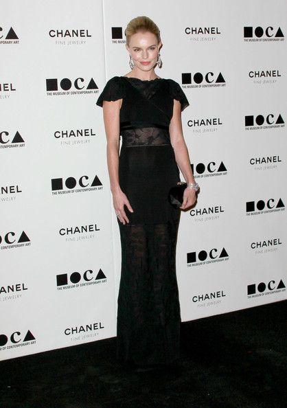 5238ddb9b131 Kate Bosworth Little Black Dress - Kate Bosworth Looks - StyleBistro