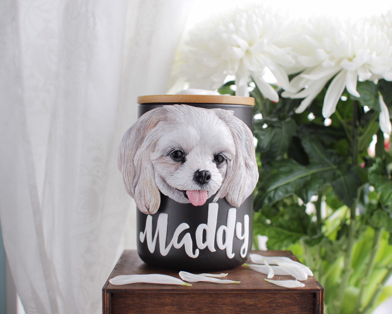Custom Pet Urn, Dog Urns For Ashes, Cat Urn For Ashes