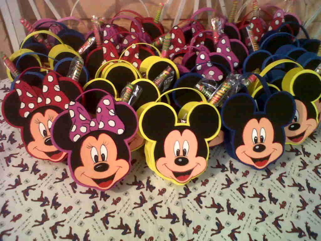 Dulcero Minnie & Mickey Mouse