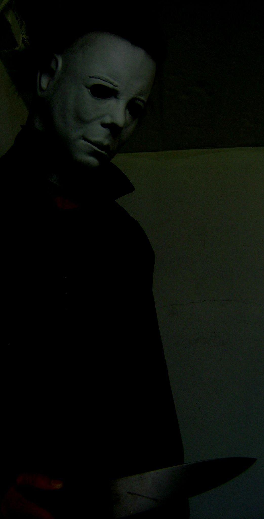 Michael Myers Michael Myers Michael Myers Halloween Halloween Wallpaper