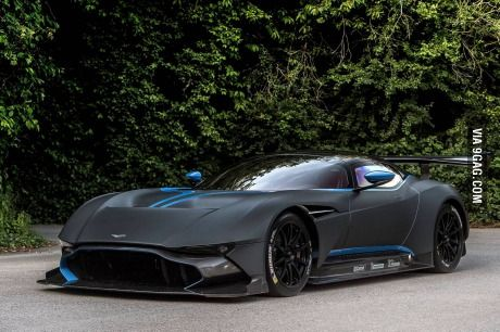 New Aston Martin Looks Like A Batmobile спортивные автомобили автомобиль Lamborghini суперкары