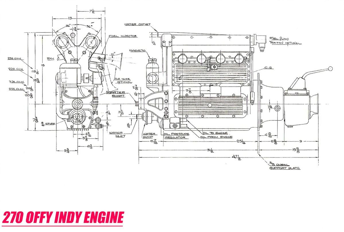 Offenhauser The Greatest Racing Engine Ever Built