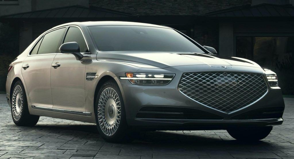 2020 Genesis G90 Photo Gallery Points Out Everything New On Restyled Flagship