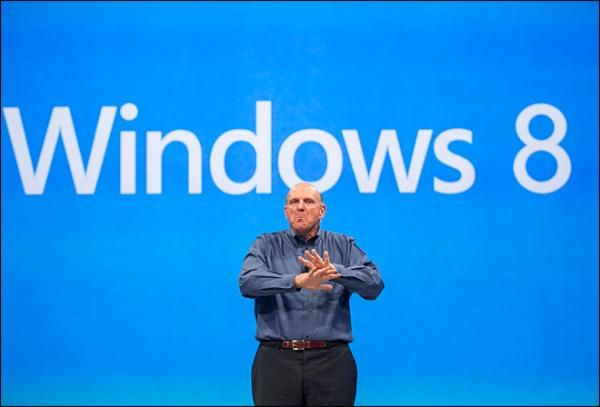 Las ventas de Windows caen un 21% en Estados Unidos