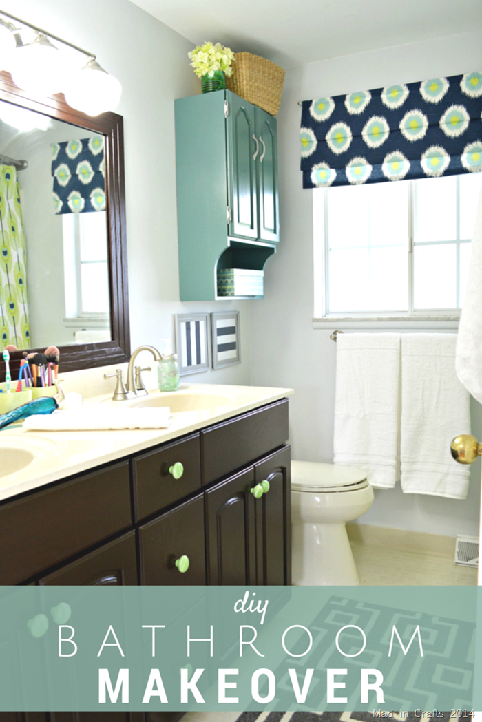 Diy Bathroom Makeover Reveal Bathroom Inspiration Bathroom