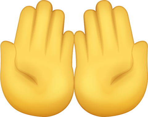 Palms Emoji Emoji Cool Emoji Emoji Backgrounds