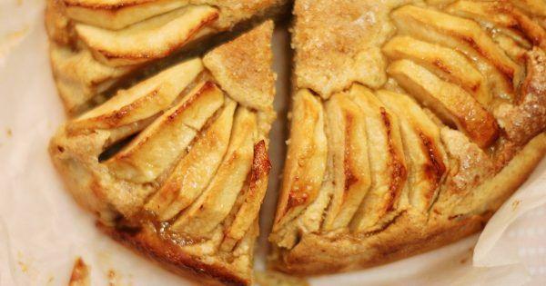 Любимый рецепт моей бабушки: «невидимый» яблочный пирог