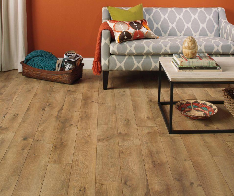 Shop Camden Oak Laminate Flooring Harmonics Flooring