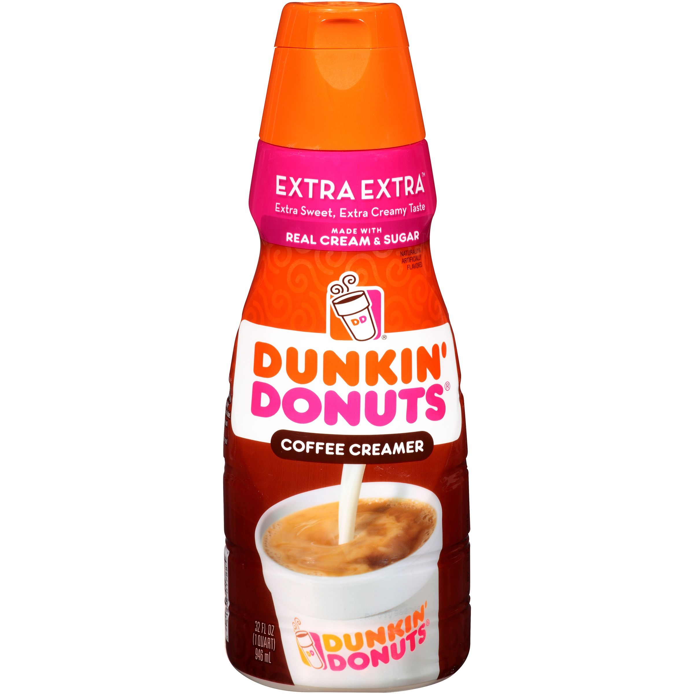 Dunkin Donuts Coffee With Cream And Sugar Nutrition Facts