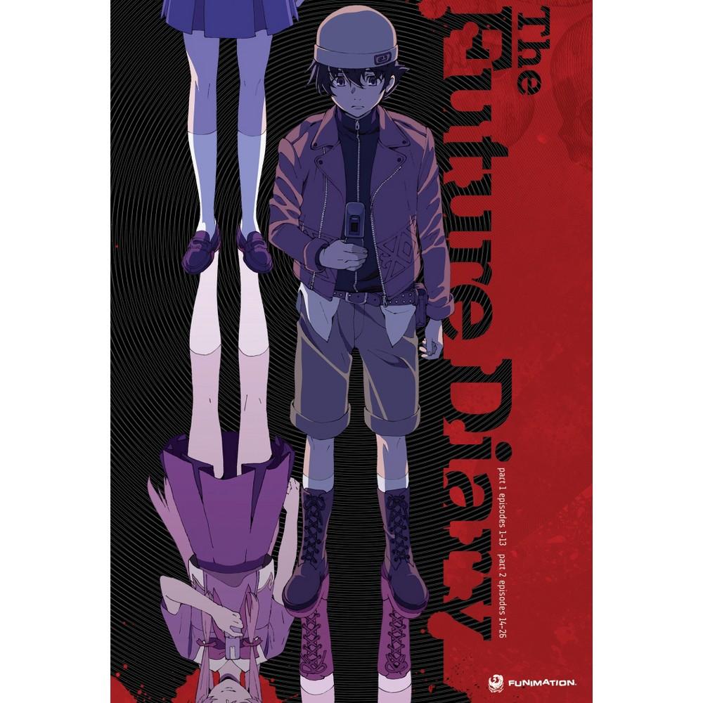 Future DiaryPart 1 (Limited Edition) (Dvd) Mirai nikki