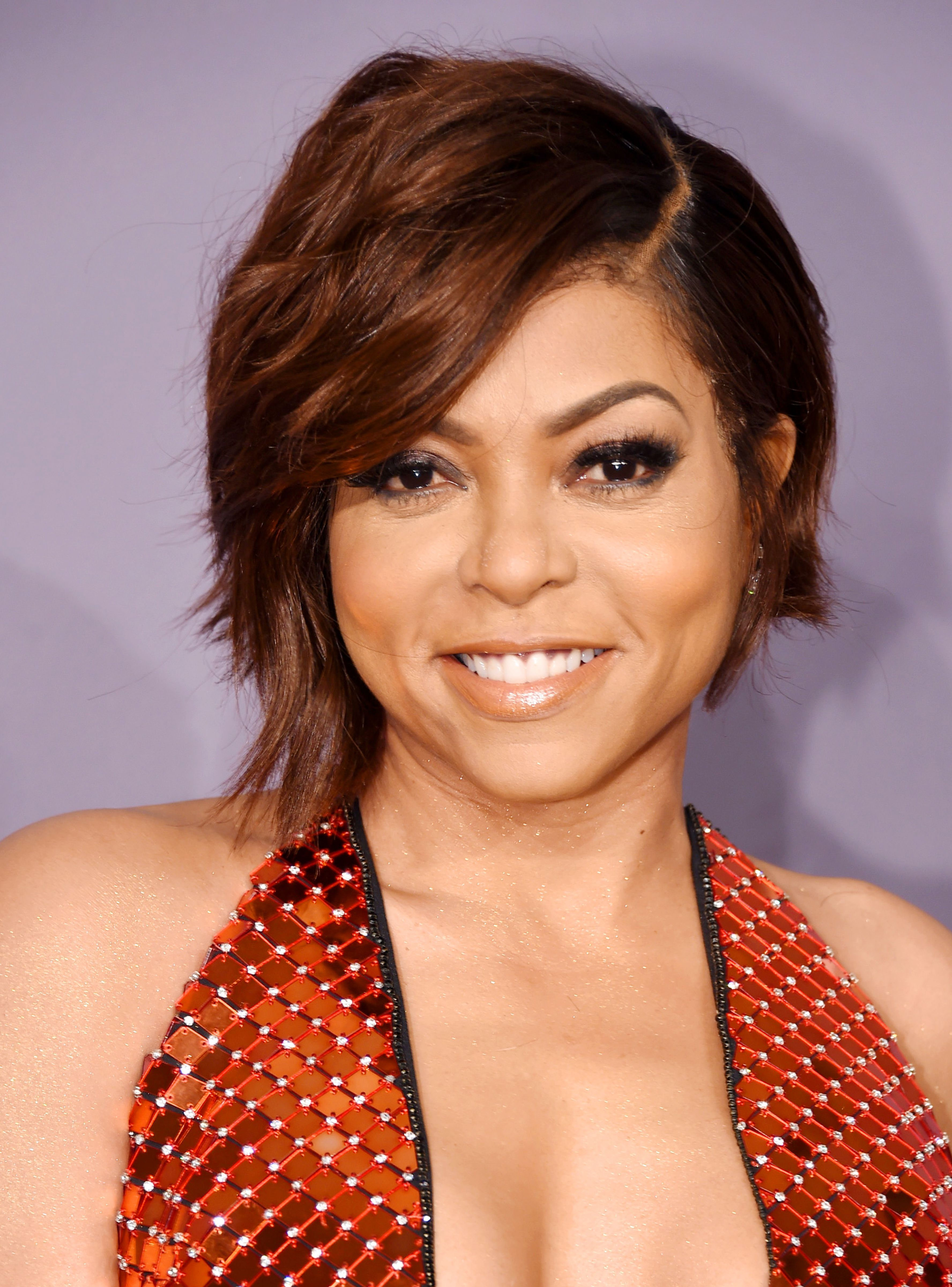 Taraji P. Henson Is Engaged—& Nearly Passed Out During The