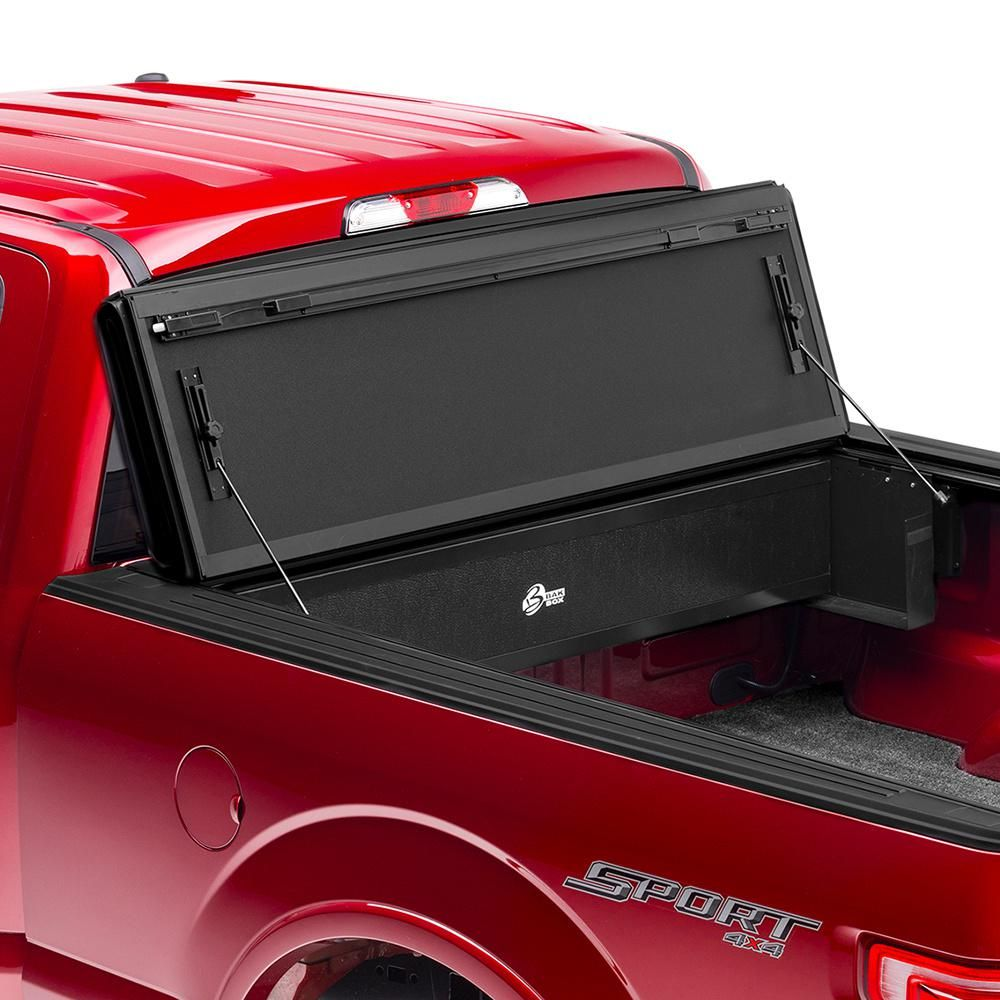 Bak Industries Box 2 Tonneau Cover Tool Box 97 14 F150 92301 The Home Depot In 2021 Tonneau Cover Pickup Truck Accessories Truck Bed Covers