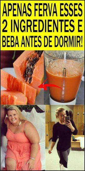 Passo a Passo da Receita para Fazer o Chá que Emagrece Dormindo!   #fit #dieta #fitness #emagrecer #...