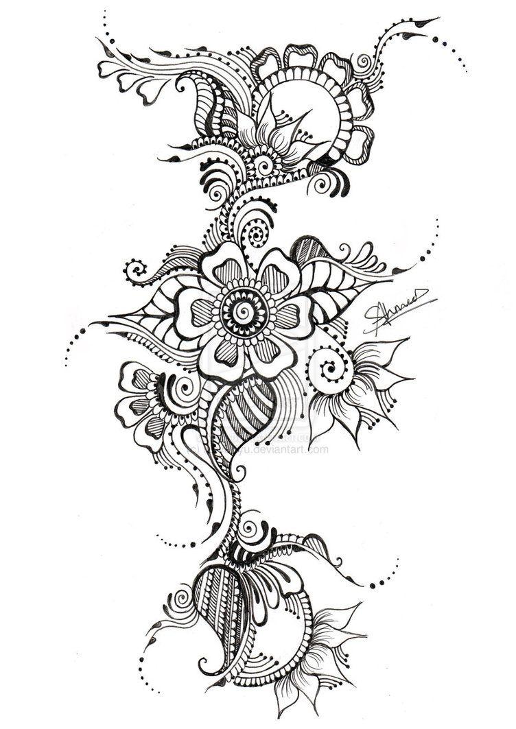 Pin de Debora Santos en belíssimo | Pinterest | Mandalas, Tatuajes y ...