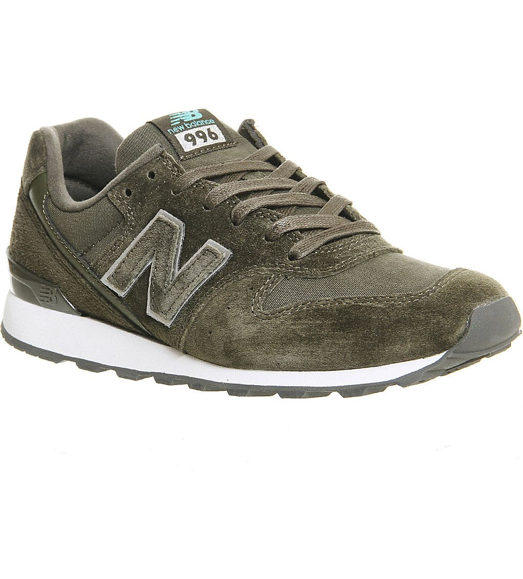 996 SUEDE - MESH - FOOTWEAR - Low-tops & sneakers New Balance 9rImlMKqYN
