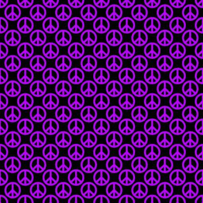 Free Purple Peace Signs On Black Background Seamless Background Twitter Backgrounds Wallpaper Images Backgr Peace Sign Peace Sign Art Background Patterns Free peace sign screensavers wallpaper