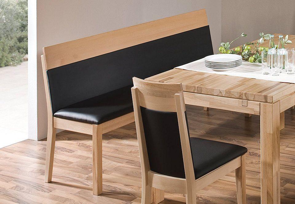 Sitzbank-mit-Lehne-in-Lederoptik-Schoesswender-Breite-180-cm - sitzbank küche mit lehne