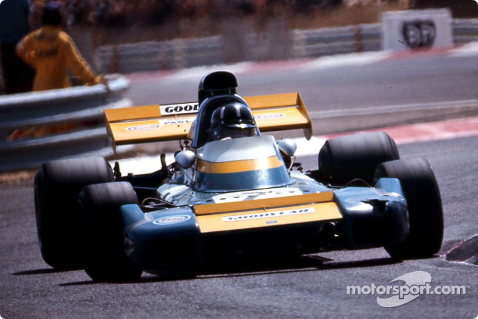 The Paul Ricard motorsport race track, built in 1969 in Le