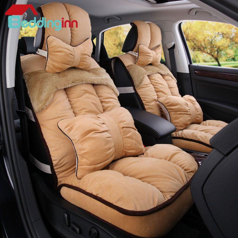 Comfortable Patch Short Plush Car Seat Cover Buy Link Urlend UQZrua2 Live A Better Life Start With Beddinginn