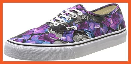 189c6533b0 Vans Digi Floral Authentic mens skateboarding-shoes VN-00AIGH9 6 - multi true  white - Athletic shoes for women ( Amazon Partner-Link)