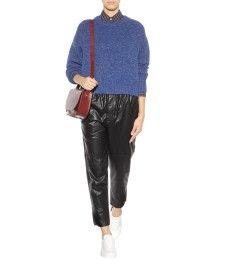 Isabel Marant, Étoile - Pantalon en cuir synthétique Jan - mytheresa.com