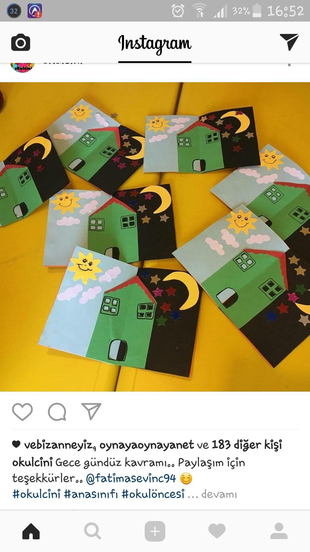 Pin by Çocuk İşi on Kavramlar | Pinterest | Crafts